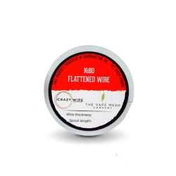 Nichrome 80 Flatwire