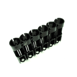 Battery holster 6x 18650